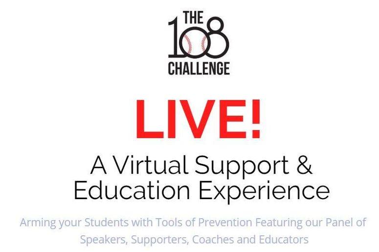 108 Live Virtual Event
