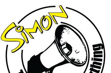Simon Talking Bout Everything Logo