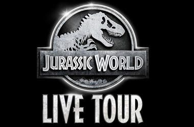 jurassic world live tour logo