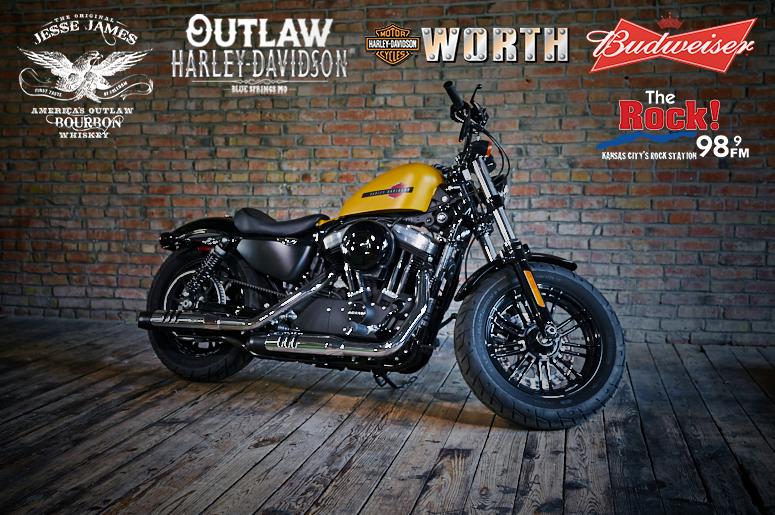 2020 Harley-Davidson Nightster Giveaway