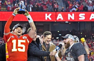 Kansas City Chiefs AFC Champs
