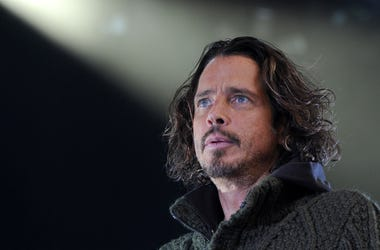 Singer CHRIS CORNELL of the bands SOUNDGARDEN and Audioslave