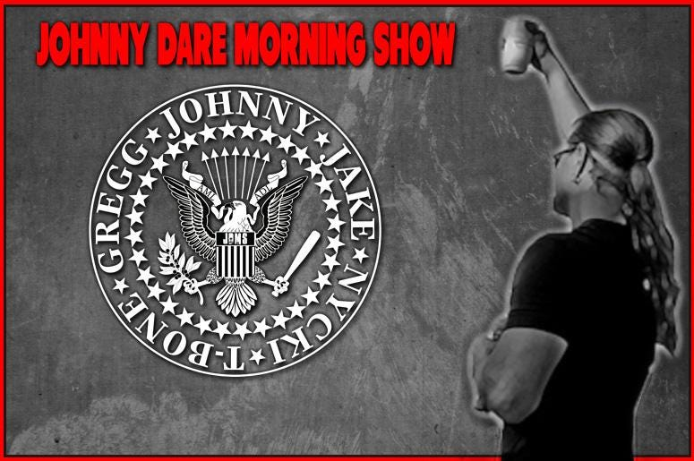The Johnny Dare Morning Show
