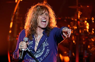 David Coverdale Getty Images