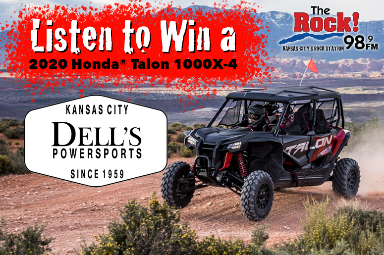 Dell's Powersports Side-by-Side Giveaway