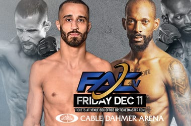 FAC MMA Fight Night
