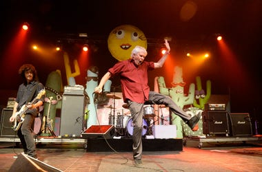 Robert Pollard of Guided By Voices performs during the 2017 Coachella Valley Music & Arts Festival