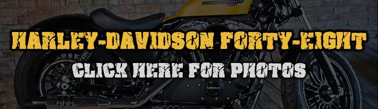 Brand-new Harley-Davidson Forty-Eight