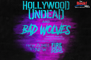 Hollywood Undead & Bad Wolves