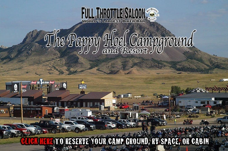 Book your stay at the Pappy Hoel Campground