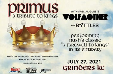 Primus Postpone to July 27