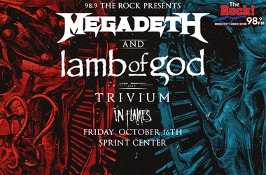 Megadeth & Lamb of God