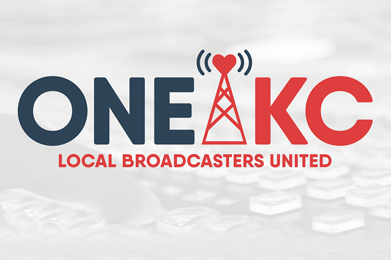 OneKC. Kansas City Broadcasters are united together for a one-day drive to help those in need during this difficult time.