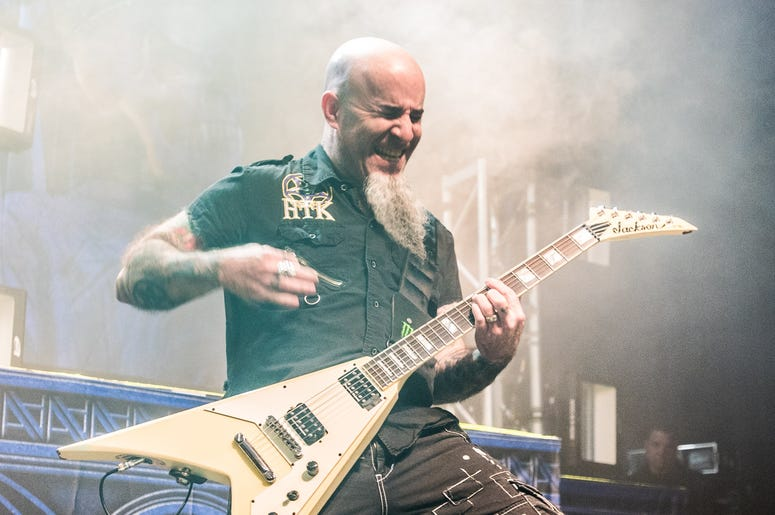 Scott Ian USA Today