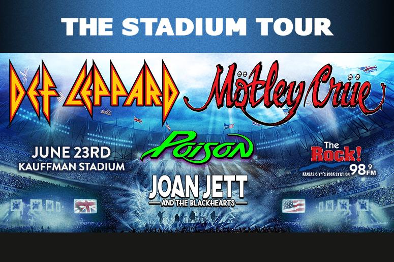 The Stadium Tour