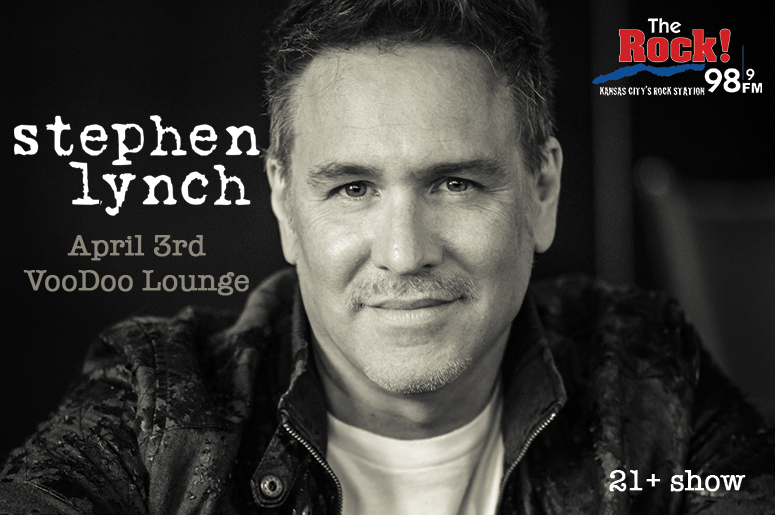 Stephen Lynch: My Old Heart Tour