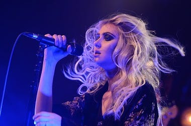 Taylor Momsen/The Pretty Reckless