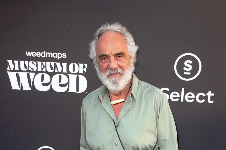 Tommy Chong USA Today