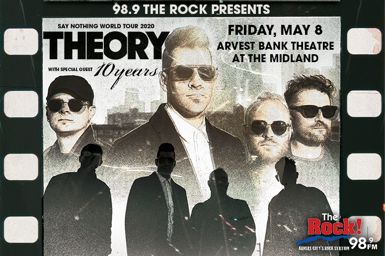 Theory of a Deadman & 10 Years