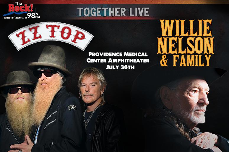 ZZ Top & Willie Nelson