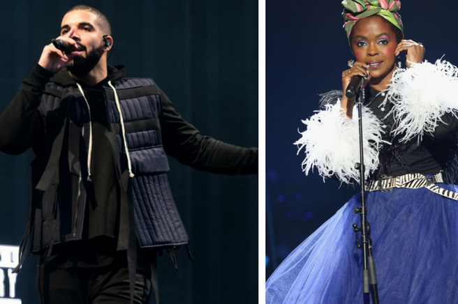 Drake / Lauryn Hill