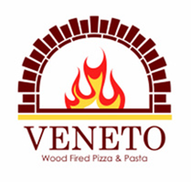 Veneto Wood Fired Pizza & Pasta logo