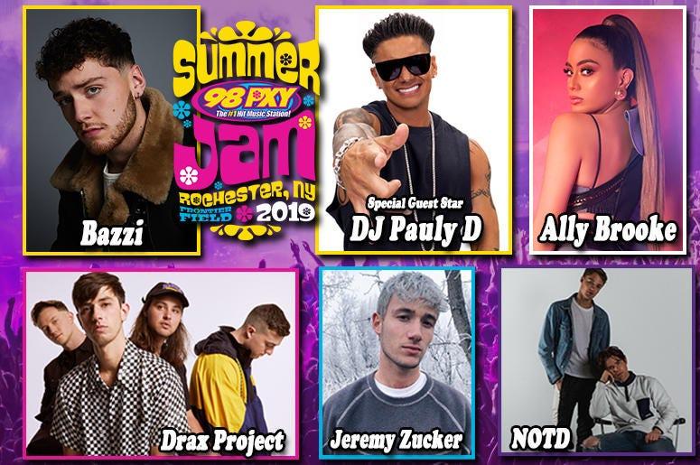 98pxy Summer Jam 2020.98pxy Summer Jam 2019 98pxy