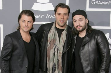 10 February 2013 - Los Angeles, California - Sebastian Ingrosso, Axwell, Steve Angello. The 55th Annual GRAMMY Awards held at STAPLES Center.