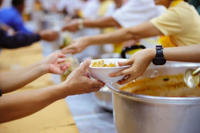 Serving Meals