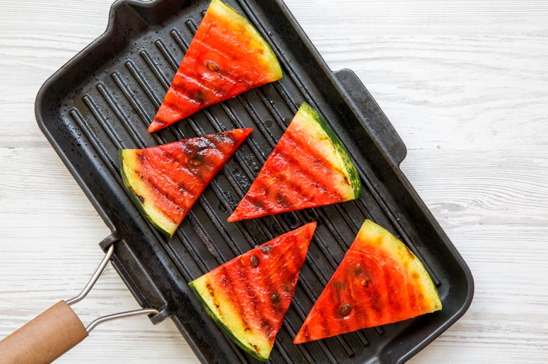 watermelon grilled