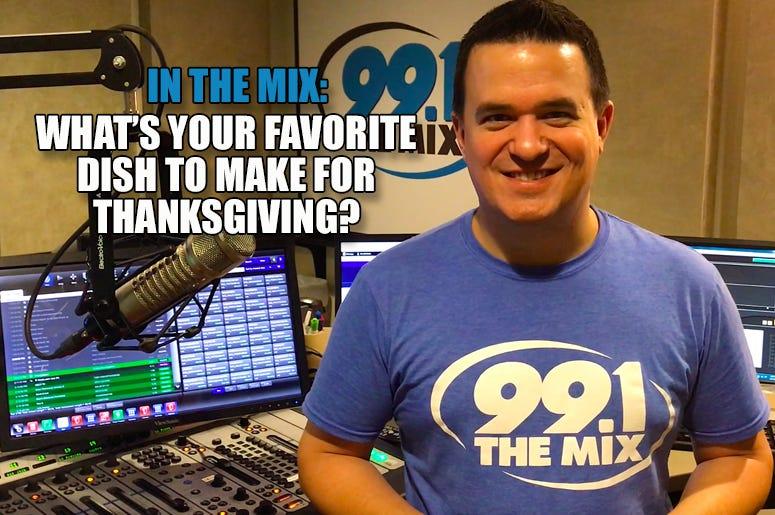 Favorite Thanksgiving Dish to Make?