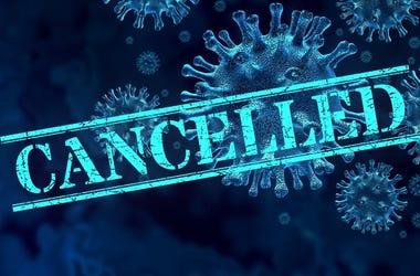 Coronavirus Cancellations