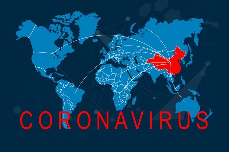 Tracking the Corona virus