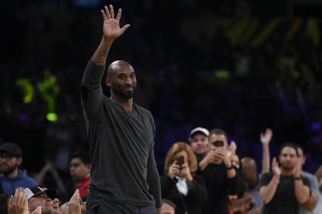 Kobe Bryant Dies in California Copter Crash