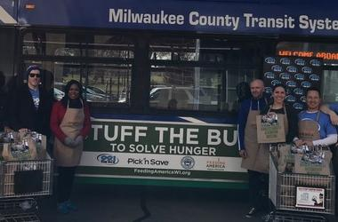 Stuff The Bus with Chevy