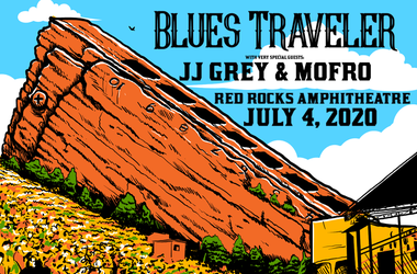 Blues Traveler with JJ Grey & Mofro