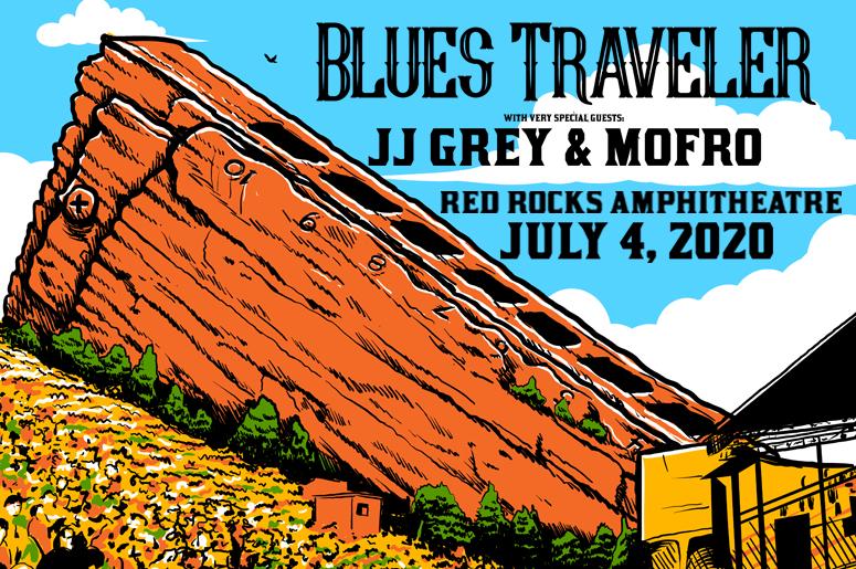 Blues Traveler with JJ Grey & Mofro