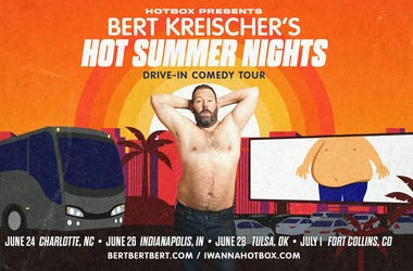 Picture of Bert Kreischer Tour Poster