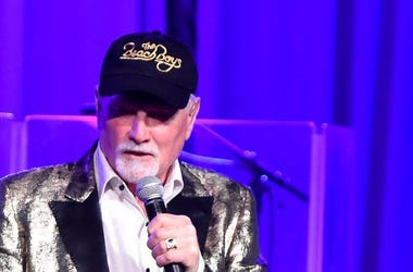 Picture of Mike Love of The Beach Boys