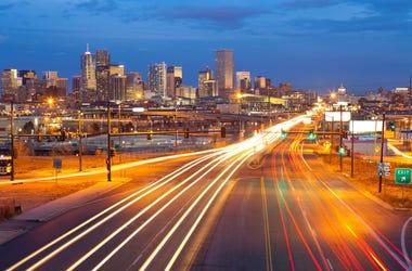 Denver, Colorado Traffic