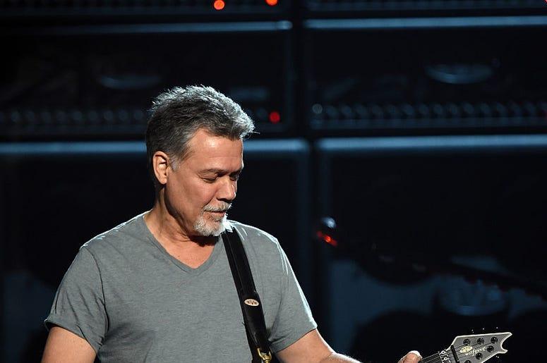 Picture of Eddie Van Halen