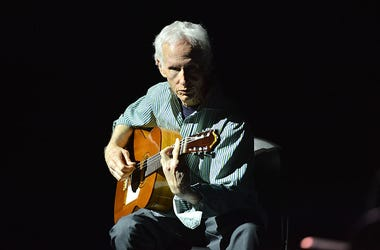 Picture Of Robby Krieger of The Doors