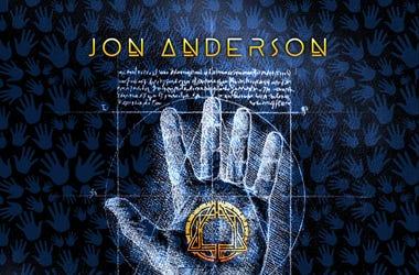 "Picture of Jon Anderson Album ""1000 Hands"""
