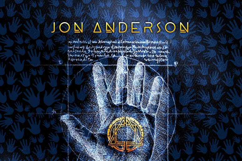 "Picture of Jon Anderson Album ""1000 Hands"""