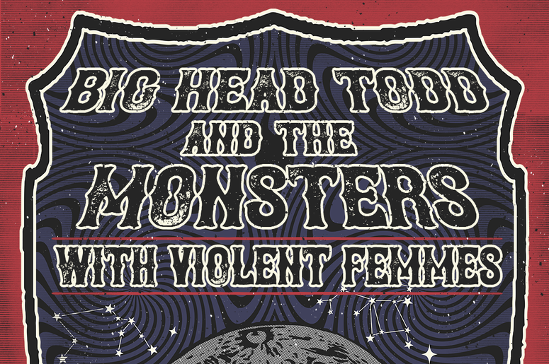 With special guests Violent Femmes