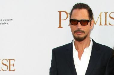 Chris Cornell of Soundgarden and Audioslave at The Promise