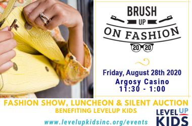 Brush up on fashion show