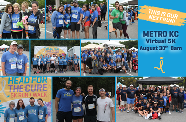 Head for the Cure - Metro KC Virtual 5K