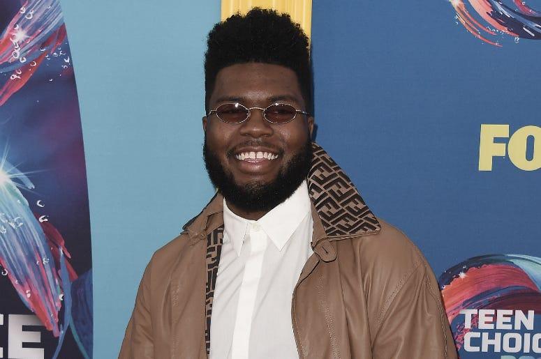 """Khalid drops brand new track """"Talk"""""""