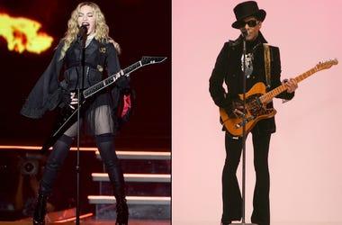 Madonna x Prince